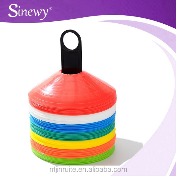 Field Cone Markers Agility Cones with Holder for Training