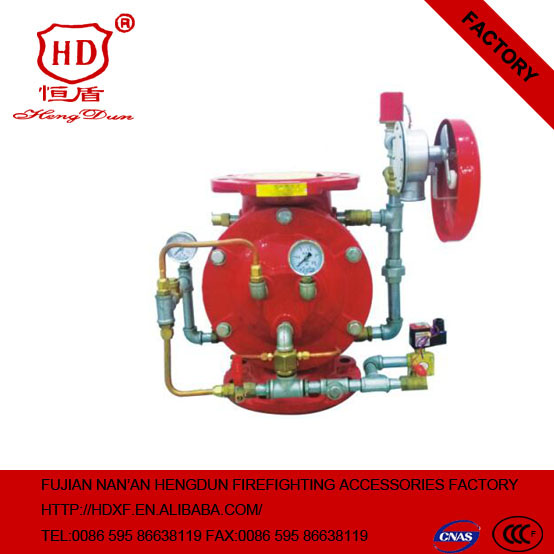 Factory Supply High Quality Dry Powder Fire Valve For fire fighting product
