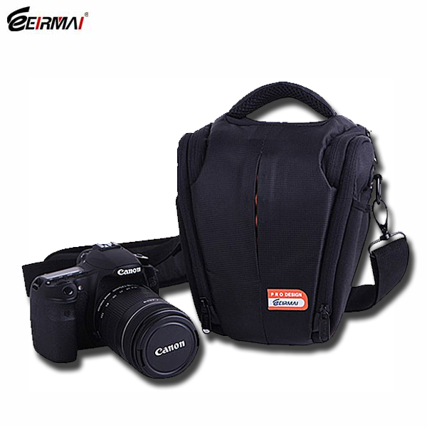 Hot sale digit camera bag with many pockets camera case for sony