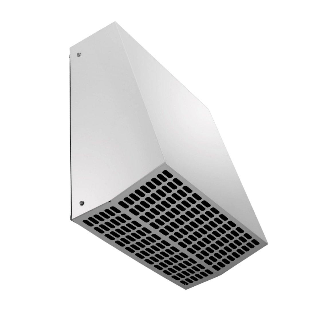 """Fantech RVF 10 Exterior Wall Mount, 10"""" Centrifugal Duct Fan, 750 CFM"""