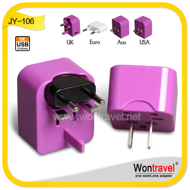 JY-106 New unique creative universal charger corporate promotional gift item