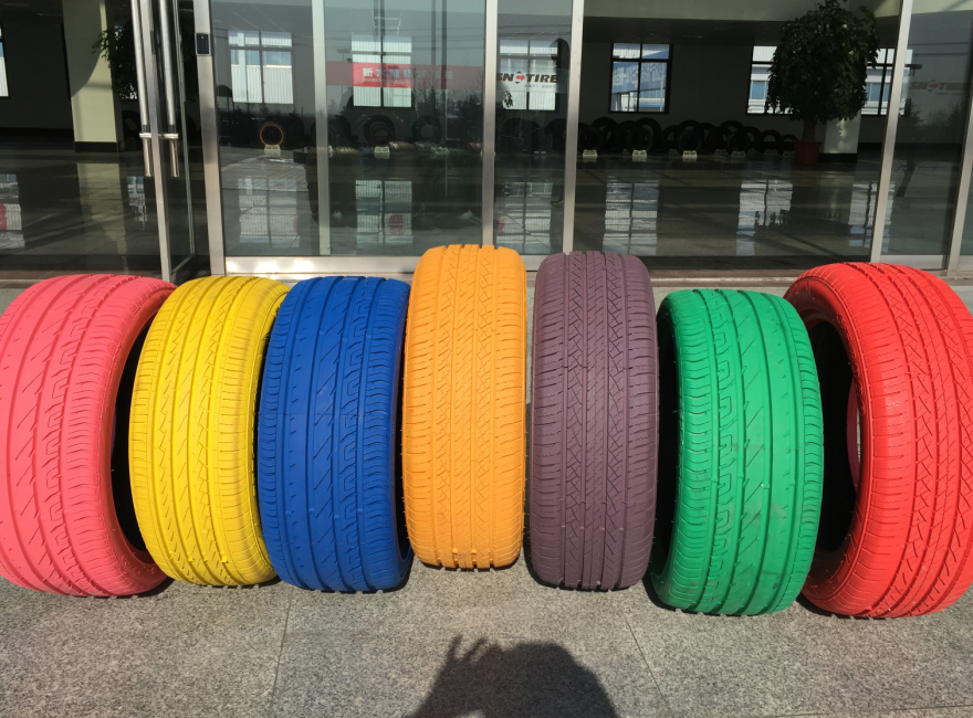 Car Tire Sales: Comforser Wholesale Tires For Car Colored Car Tires Red