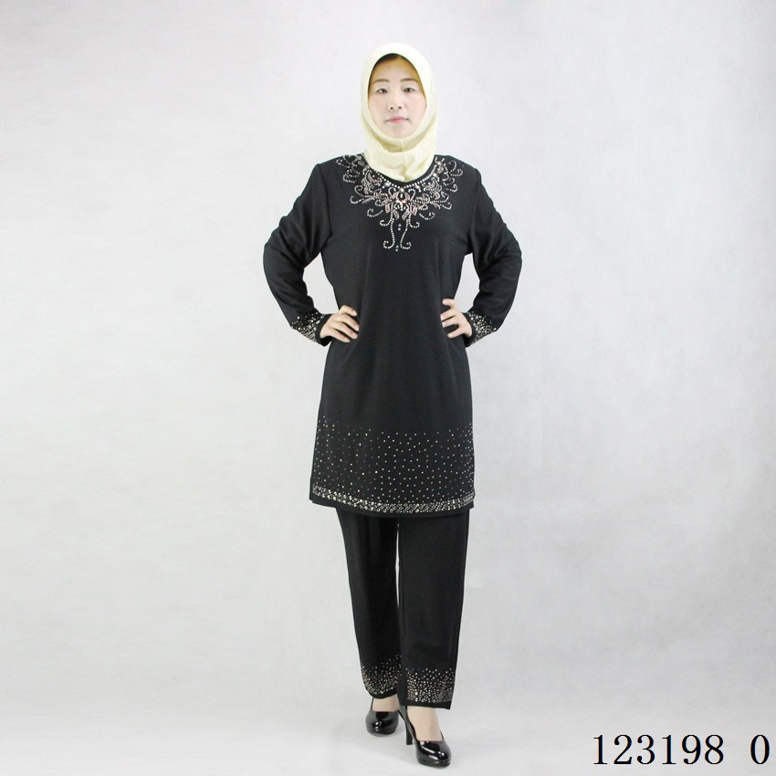Factory direct muslim abaya sale with good price in mixed colors available