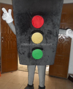 Traffic light custom mascot costume/mascot costume/mascot