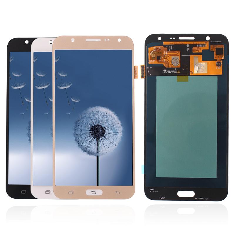 Pantalla LCD For Samsung Galaxy j7 j700f j700h J700 2015, LCD Display Touch Screen For Samsung Galaxy j7 j700 j700f j7lcd