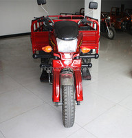 High Quanlity Chinese 2015 Popular Water Cool 200CC Cheap Three Wheel Large Cargo Motorcycles