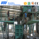 Wuhan Rigel eps cement sandwich wall panel mould car of production line