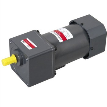 Ac induction motor variable speed 6w 180w ac gear motor for Variable speed gear motor