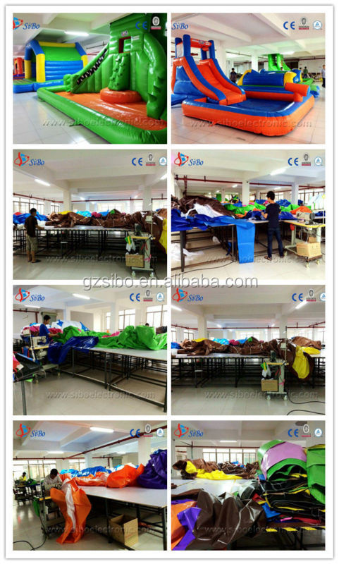 GMIF Solf Hot sale Bouncer for pool or ground party