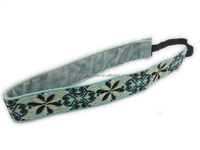 Beautiful hair accessories headband for women - embroidery headband