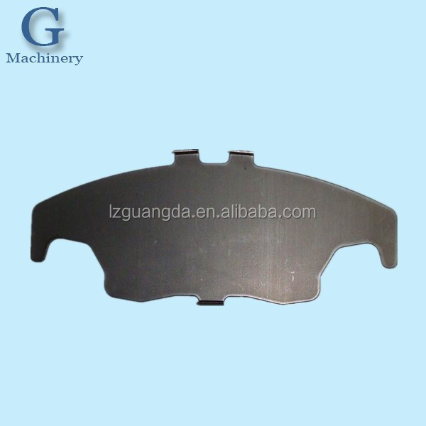 Brake pads silencing slice for auto