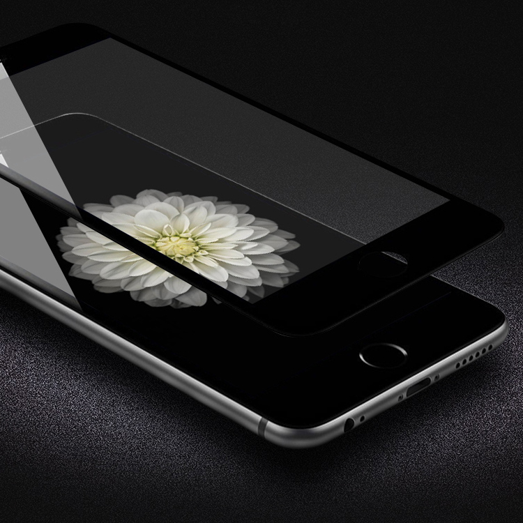 Best 4D Anti-scratch 9H Tempered Glass Screen Protector for Iphone 5