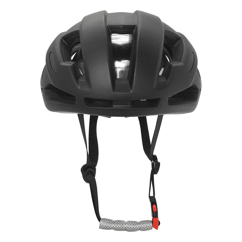 2019-slim-black-Enduro-bicycle-helmet