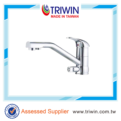 #101 Triwin Three-Way(Hot/cold/RO) Kitchen Faucet