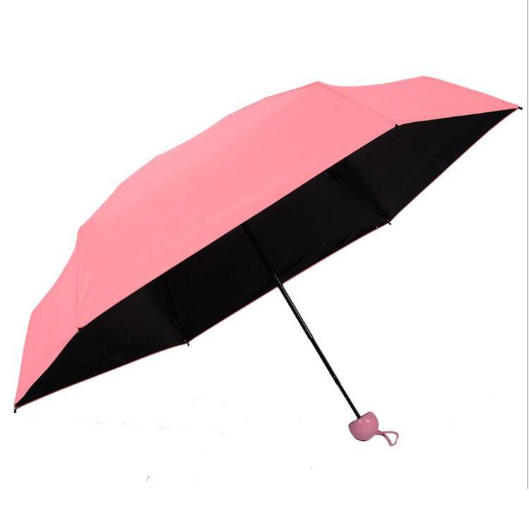 Mini Kid 3 Folded Capsule Umbrella, Customize