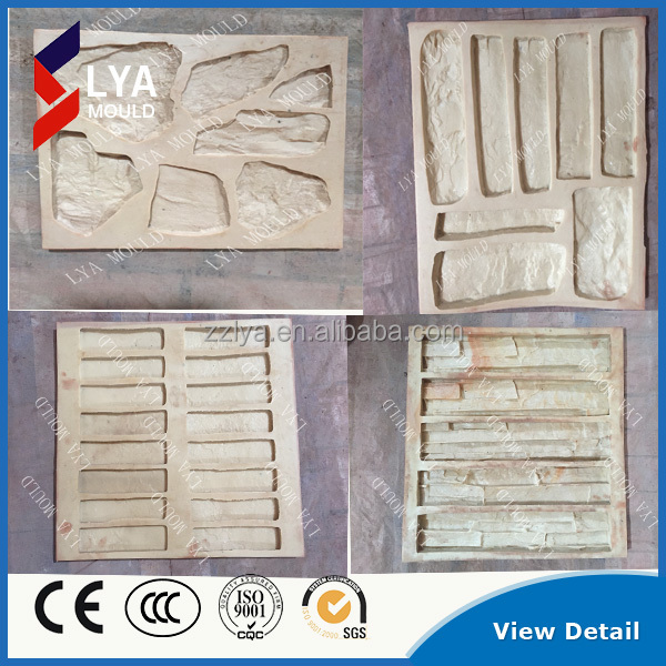 silicone moulds for artificial stone manufacture