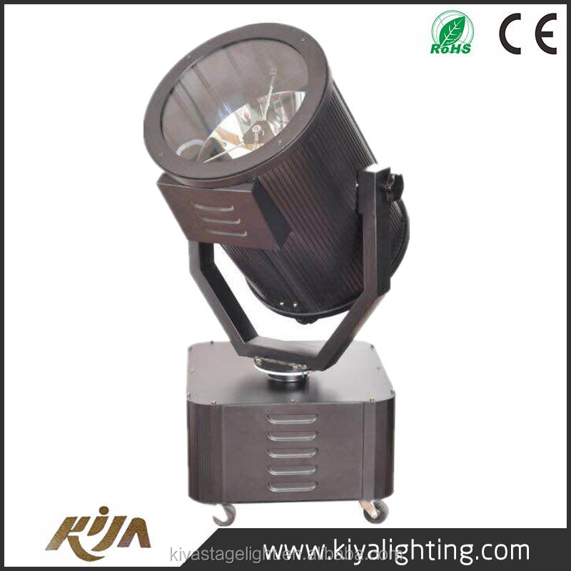 3000w moving head sky search light sky beam light for sale