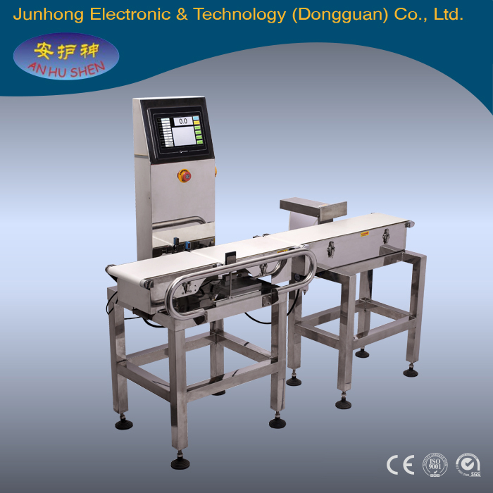 Chicken wing sorting check weigher machine with high accuracy