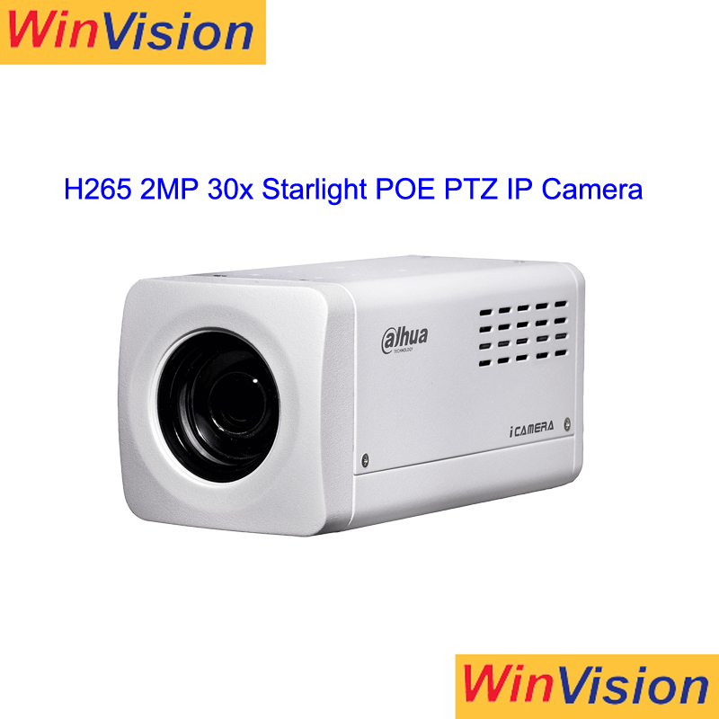 Dahua poe 30x zoom hd box network camera with sdcard function SDZ2030S-N