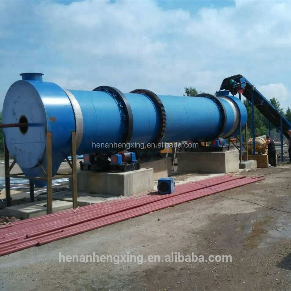 gold ore rotary  dryer