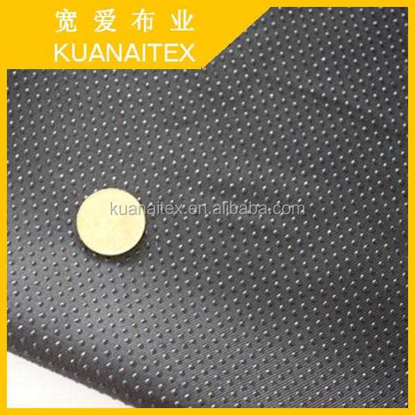 Tejer poliéster antideslizante gota plástica de goma tela remendada Fabricantes de fabricación, proveedores, exportadores, mayoristas