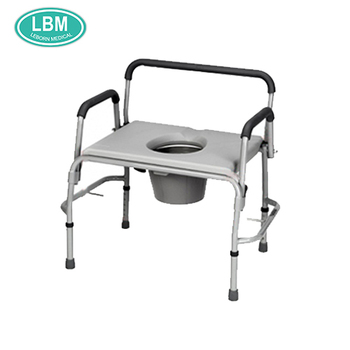 Disabled Equipment Shower Toilet Seat , Adult Potty Chair, Toliet Stool  Chair For Elderly