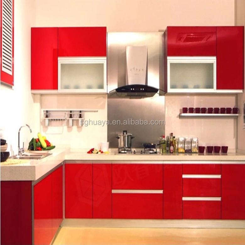 Nouveau mod le d 39 armoires de cuisine cuisine de style europ en armoire armoires de cuisine for Cuisine model new