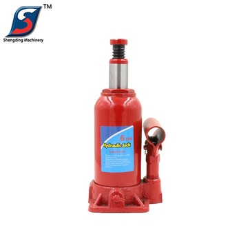 high lift bottle type telescoping small lifting jacks