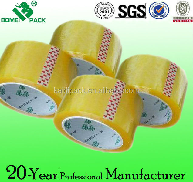 pressure sensitive sealing tapes