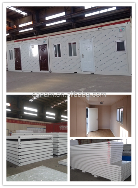 low cost modular office house container homes