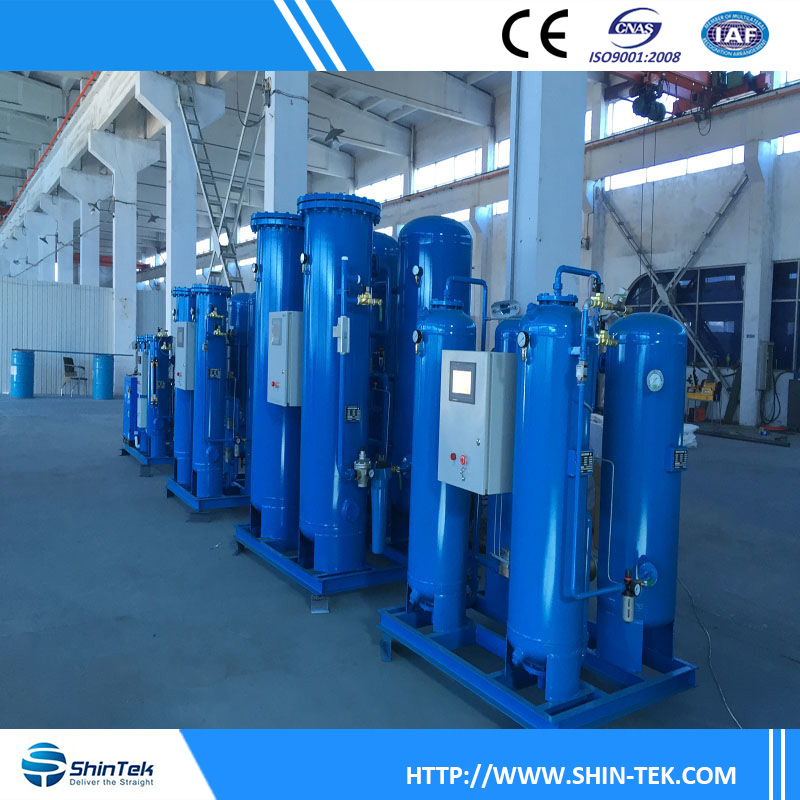Qualified Manufacturing Mini Oxygen Plant