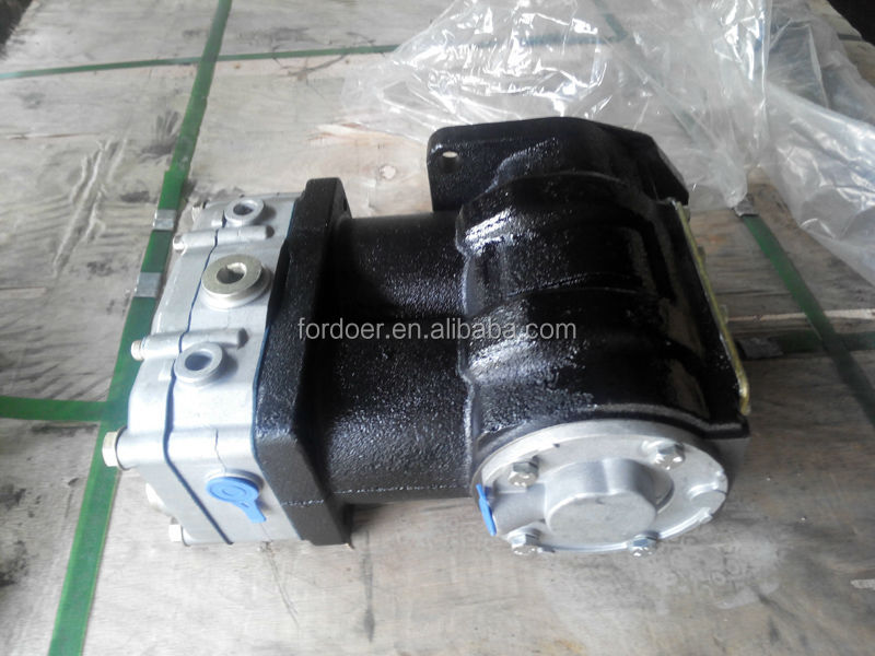 Truck air brake compressor 9115051500, 1626060 for VOLVO F7/F10/F12/F16/FL7/FL10, WABCO 704