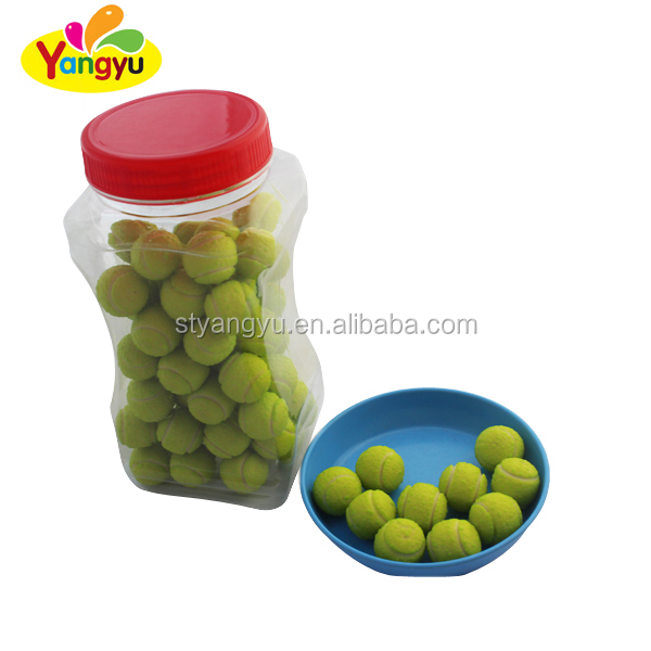 Tennis Bubble Ball Gum