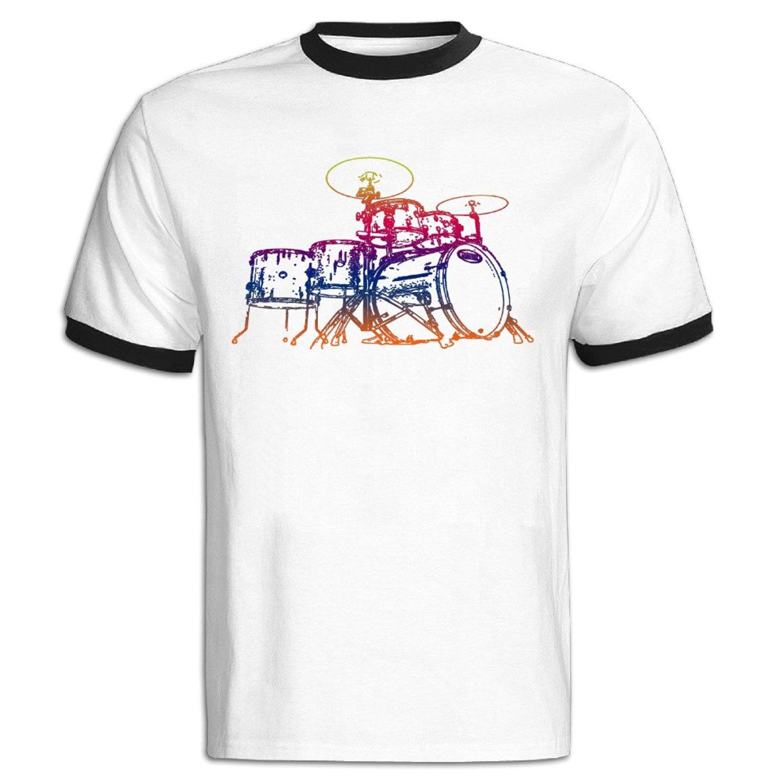 231c198d Buy Drumming Drum Set Design Drummer Tee Womens Baseball Shirts ...