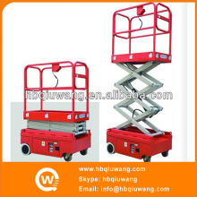 Automatic small equipment home scissor lifts