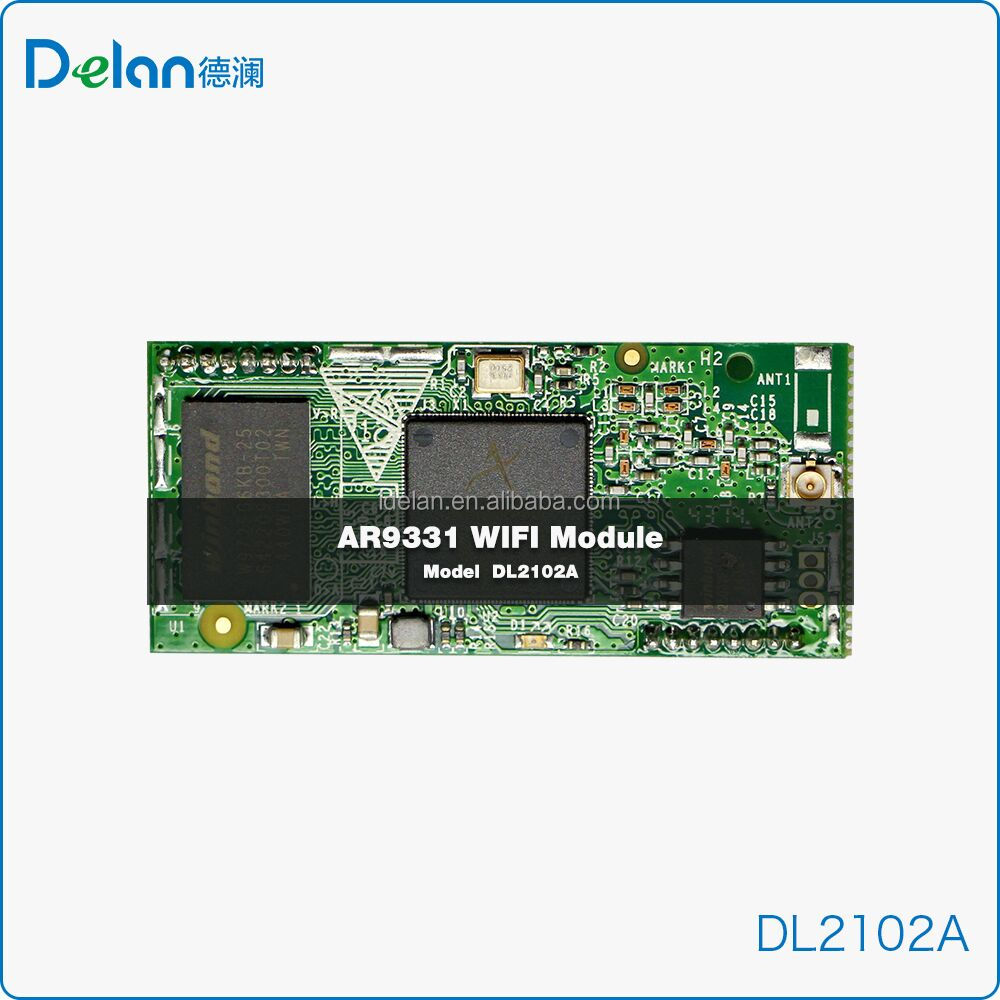 wifi module Atheros AR9331 Dual-band with OPEN-WRT