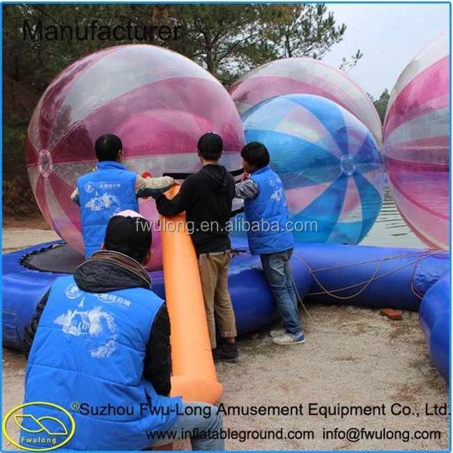 Zorb Balloon Price 114