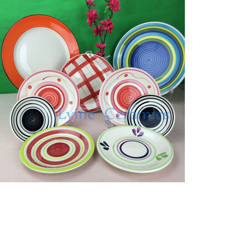 most popular unbreakable melamine porcelain hotelware plate
