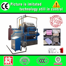 2012 popular recycled paper egg tray production line