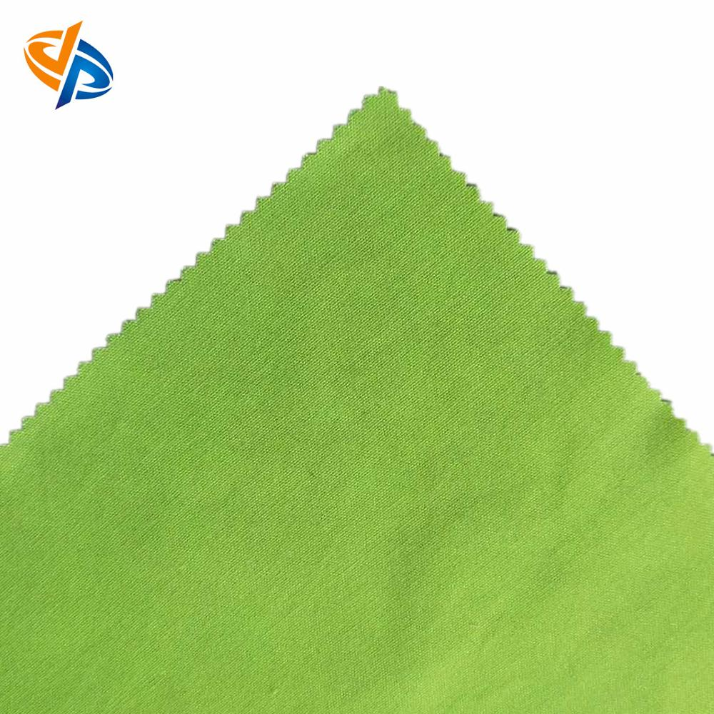 HV yellow 100% Protex Modacrylic fabric