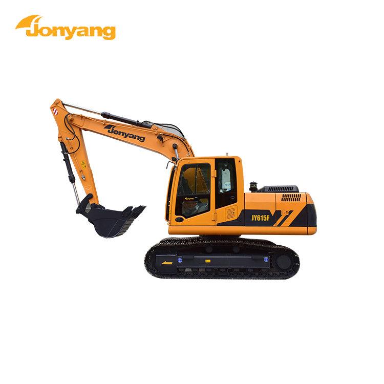 Heavy duty hydraulic crawler excavator made in china