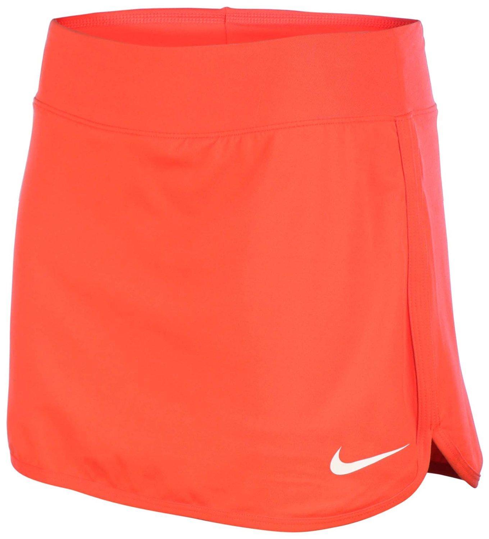 f0172fa65a Get Quotations · Nike Women s Tennis Pure Skirt-Light Crimson-XL