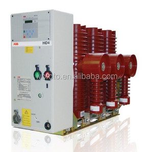 HD4/Z 40.16.25 ABB SF6 Circuit Breaker