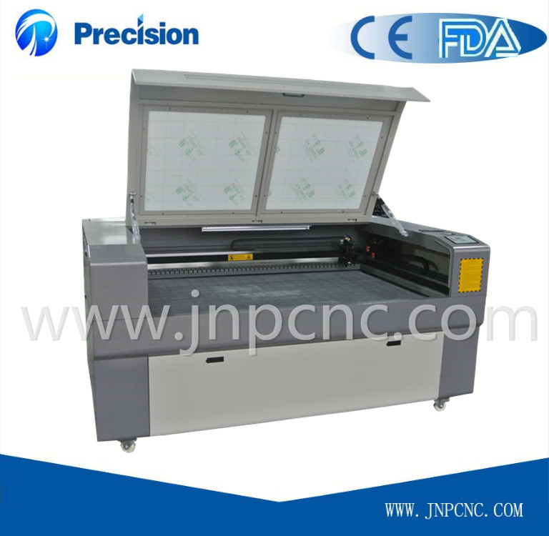 Wood cutting leather cutting rock laser cut machine for plastic