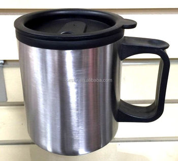 travel Stainless mugs steel