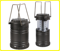 30 led ultra bright battery powered lanterns , ultra bright campground lights , telescopic 10w brightest led camping lantern