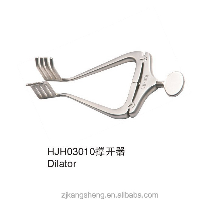 Thoracoscopy instruments, dilator, retractor, orthopedic surgery instruments
