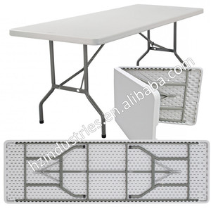 Factory hard plastic table chairs