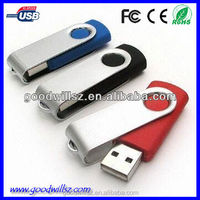 Gif Swivel Twist cheap USB Flash Drive in 2GB,4GB,8GB