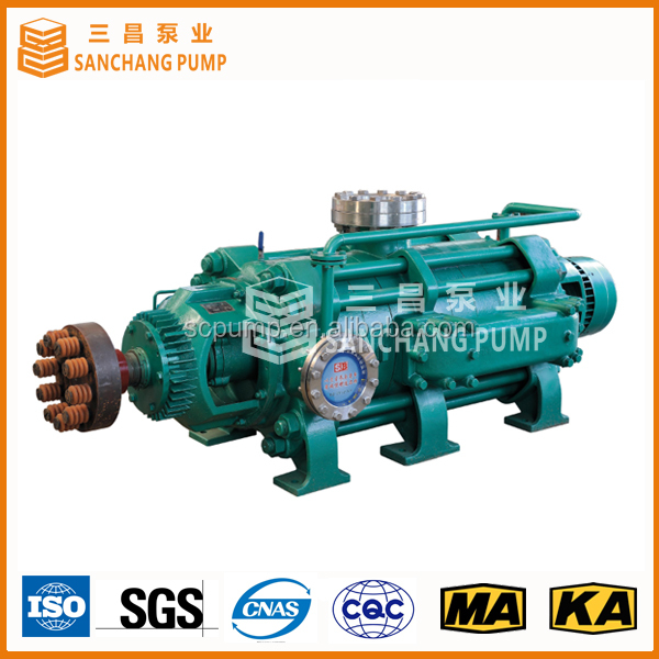 ZD horizontal pumps multistage